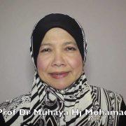 Prof. Dr Muhaya Mohamad