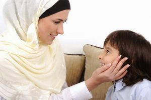 bu Rose Tips Mengajar Anak Kecil Berpuasa Untuk Pertama Kali