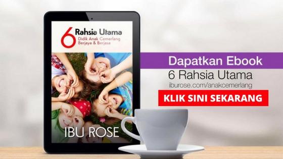 Ibu Rose Ebook Didik Anak Cemerlang