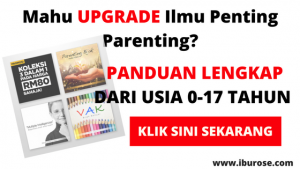Upgrade Parenting Bijak Ibu Rose
