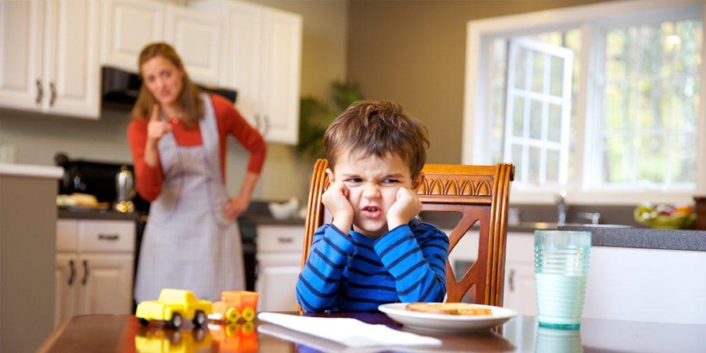 anak tidak dengar kata