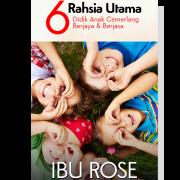 (EBOOK) 6 Rahsia Utama Didik Anak Cemerlang